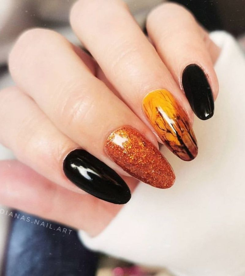 The Perfect Fall Nail Color