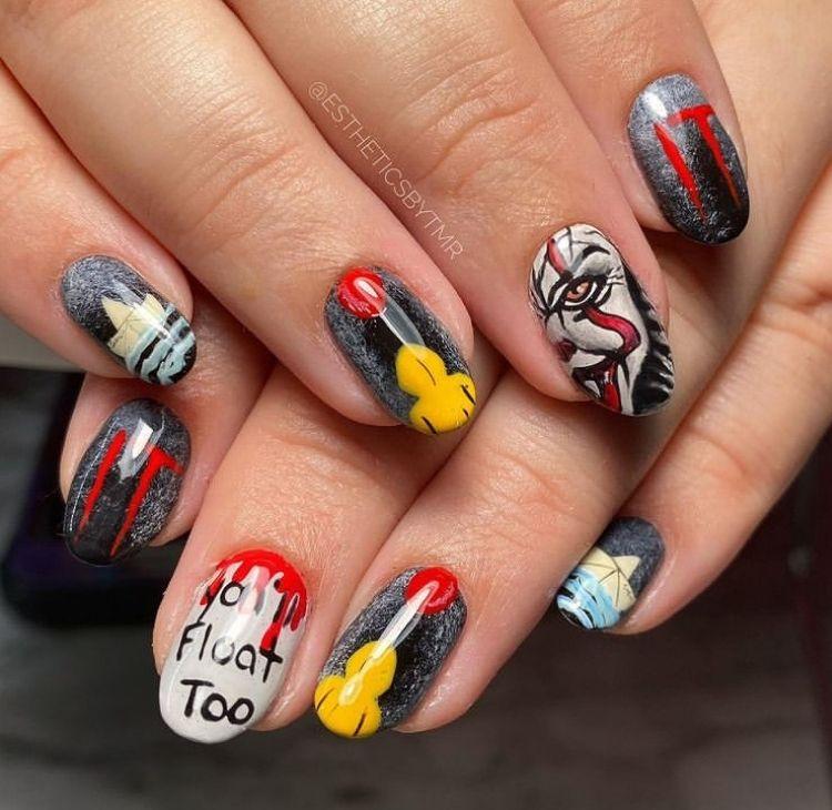 Scary Nails