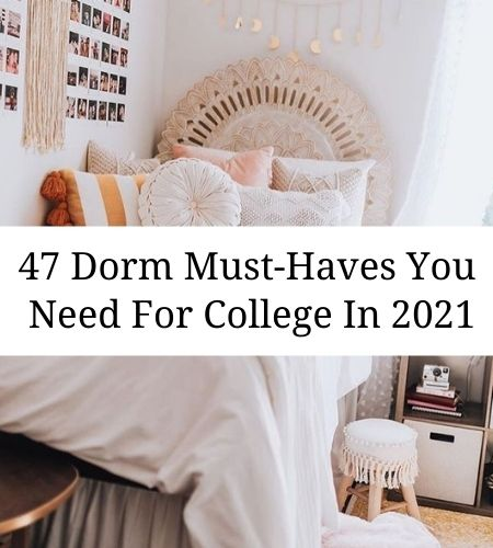 dorm must haves